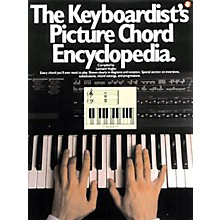 Music Sales The Keyboardist's Picture Chord Encyclopedia Music Sales America Series Softcover by Leonard Vogler