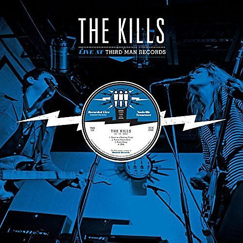 Alliance The Kills - Live at Third Man Records 10-10-2012