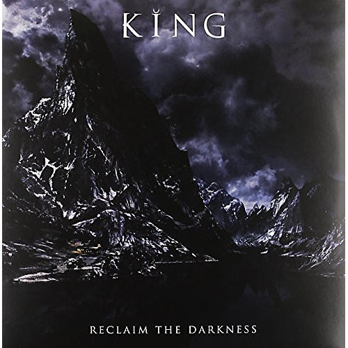 Alliance The King - Reclaim The Darkness (Clear Blue Vinyl)