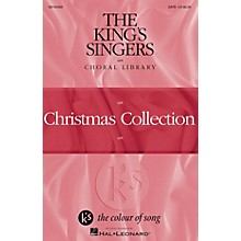 Hal Leonard The King's Singers Choral Library (Christmas Collection) 4 Part by The King's Singers