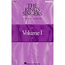 Hal Leonard The King's Singers Choral Library (Vol. I) (Collection) 4 Part by The King's Singers