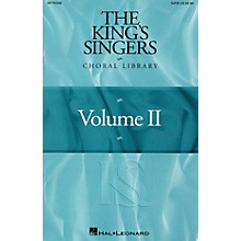 Hal Leonard The King's Singers Choral Library (Vol. II) (Collection) 4 Part by The King's Singers