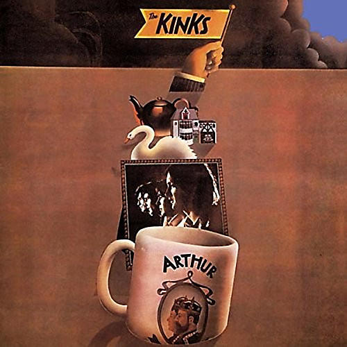 Alliance The Kinks - Arthur or the Decline & Fall of the British Empire
