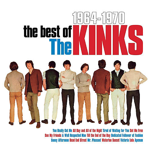 Universal Music Group The Kinks - Best Of The Kinks 64-70 [LP]
