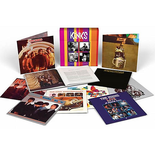 Alliance The Kinks - Mono Collection