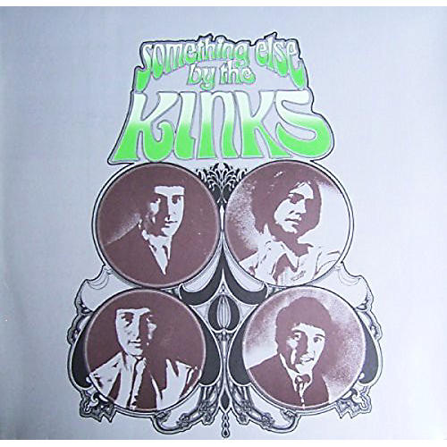 Alliance The Kinks - Something Else By the Kinks