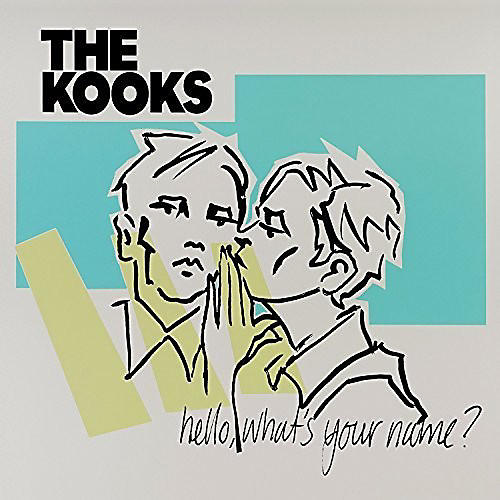 Alliance The Kooks - Hello What's Your Name