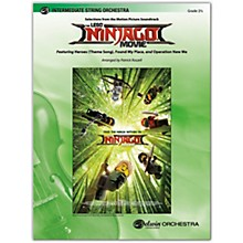 BELWIN The LEGO Ninjago Movie: Selections from the Motion Picture Soundtrack 2.5