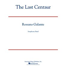 G. Schirmer The Last Centaur Concert Band Level 5 Composed by Rossano Galante