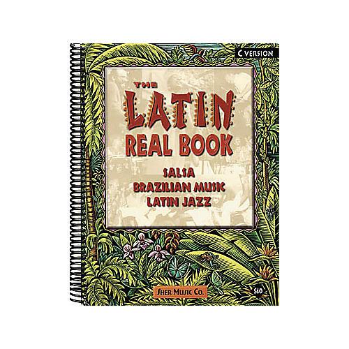 Hal Leonard The Latin Real Book - C Version