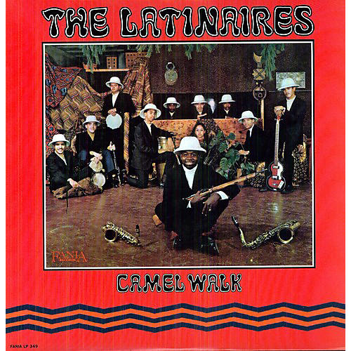 Alliance The Latinaires - Camel Walk