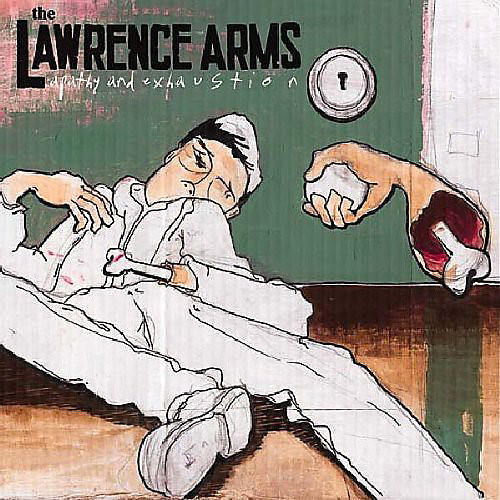 Alliance The Lawrence Arms - Apathy and Exhaustion