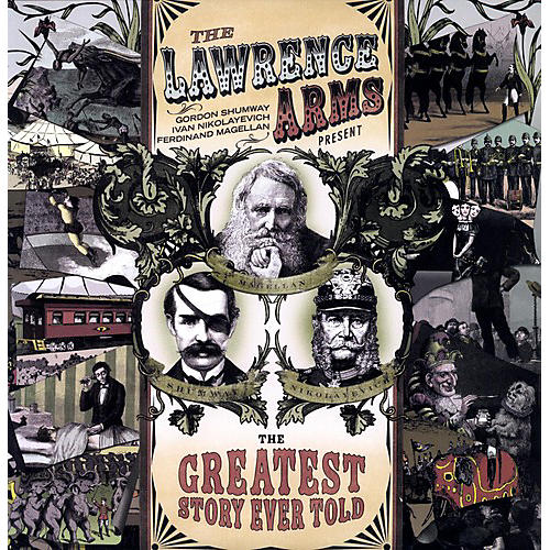 Alliance The Lawrence Arms - Greatest Story Ever Told