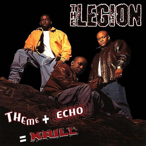 Alliance The Legion - Theme + Echo = Krill