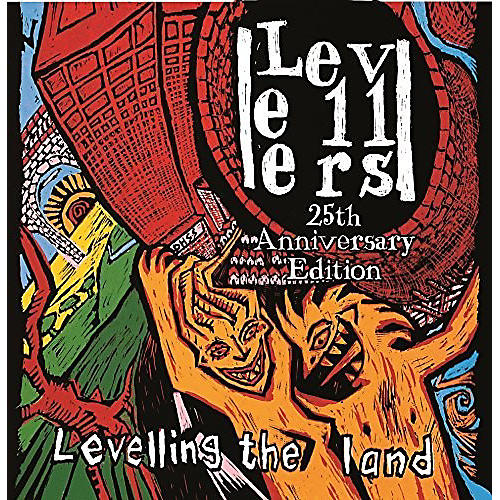 Alliance The Levellers - Levelling The Land (25th Anniversary Edition)