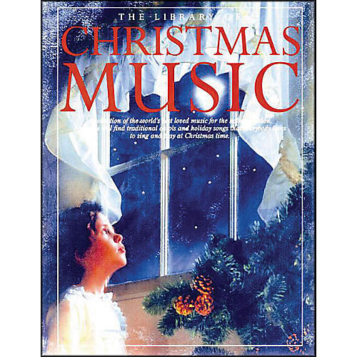Music Sales The Library Of Christmas Music