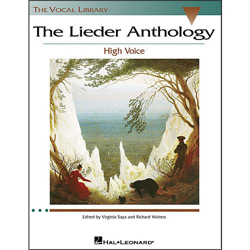 Hal Leonard The Lieder Anthology - The Vocal Library for High Voice