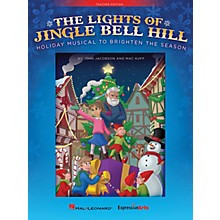 Hal Leonard The Lights of Jingle Bell Hill (Holiday Musical to Brighten the Season) Singer 10 Pak by John Jacobson