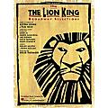 Hal Leonard The Lion King Broadway Selections Piano/Vocal/Guitar Songbook thumbnail