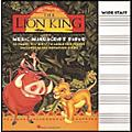 Hal Leonard The Lion King Music Manuscript Paper thumbnail