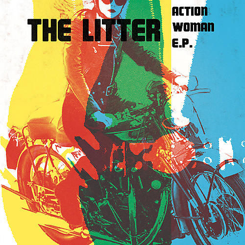 Alliance The Litter - Action Woman Ep