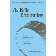 Shawnee Press The Little Drummer Boy SSAA Arranged by Harry Simeone