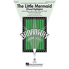 Hal Leonard The Little Mermaid (Choral Highlights) 2-Part Arranged by Mark Brymer