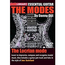 Licklibrary The Locrian Mode (Joe Satriani) Lick Library Series DVD Written by Danny Gill