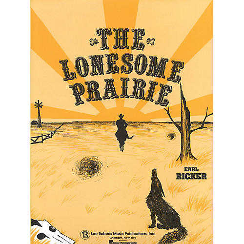 Lee Roberts The Lonesome Prairie Pace Piano Education Series Composed by Earl Ricker