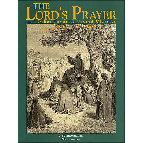 G. Schirmer The Lord's Prayer & Other Sacred Classics Easy Piano By Boyd