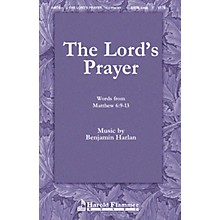 Shawnee Press The Lord's Prayer SATB composed by Benjamin Harlan