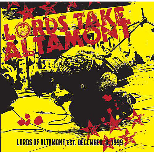 Alliance The Lords of Altamont - Lords Take Altamont