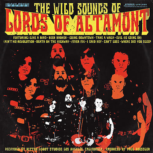 Alliance The Lords of Altamont - Wild Sounds Of Lords Of Altamont