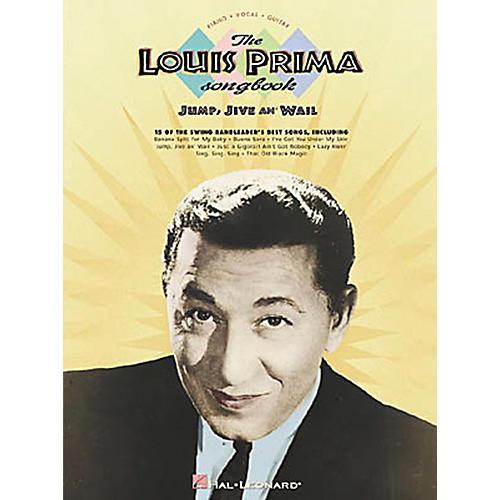 Hal Leonard The Louis Prima Piano, Vocal, Guitar Songbook