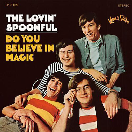 Alliance The Lovin' Spoonful - Do You Believe in Music