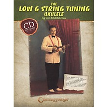 Centerstream Publishing The Low G String Tuning Ukulele (Softcover Book And CD)