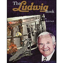 Hal Leonard The Ludwig Book - A Business History And Dating Guide Book/CD-ROM