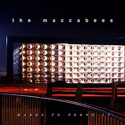Alliance The Maccabees - Marks to Prove It