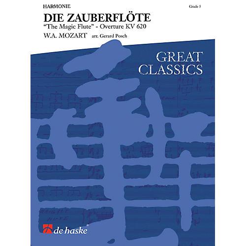 De Haske Music The Magic Flute Concert Band Arranged by Gerard Posch