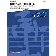 De Haske Music The Magic Flute (Score Only) Concert Band Arranged by Gerard Posch
