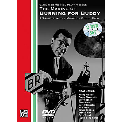 Alfred The Making of Burning For Buddy DVD
