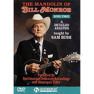 Homespun The Mandolin of Bill Monroe 2 (DVD)
