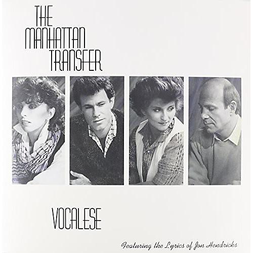 Alliance The Manhattan Transfer - Vocalese