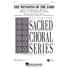 Hal Leonard The Mansions of the Lord (from We Were Soldiers) SAB arranged by Benjamin Harlan