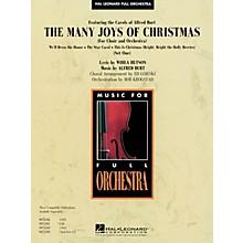 Hal Leonard The Many Joys of Christmas (Set One) (Featuring the Carols of Alfred Burt) Score & Parts by Ed Lojeski