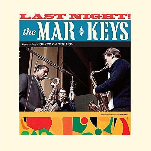 Alliance The Mar-Keys - Last Night + 2 Bonus Tracks