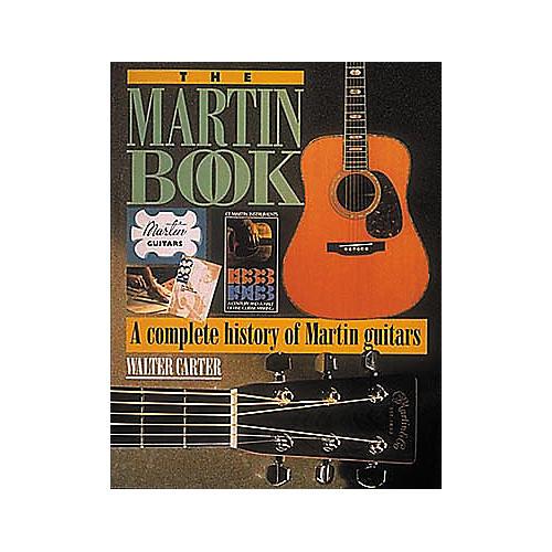 Hal Leonard The Martin Book