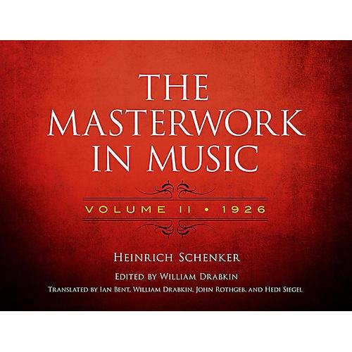 Alfred The Masterwork in Music, Volume II 1926 - Volume II 1926