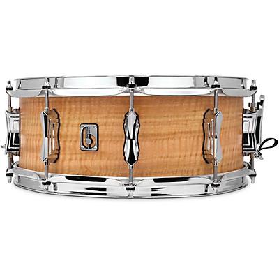 British Drum Co. The Maverick Maple Snare Drum