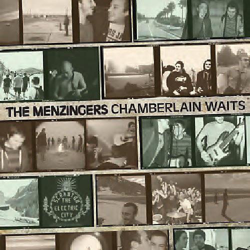 Alliance The Menzingers - Chamberlain Waits